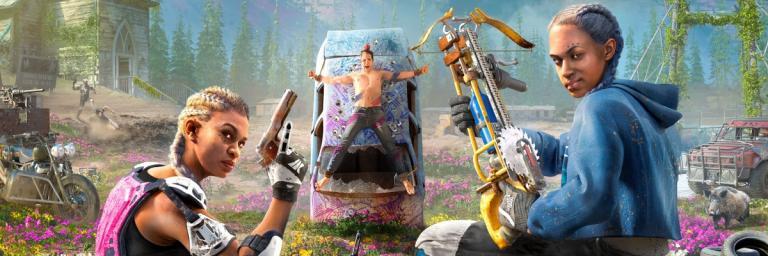 Far Cry: New Dawn é o amanhecer de uma nova era para franquia da Ubisoft