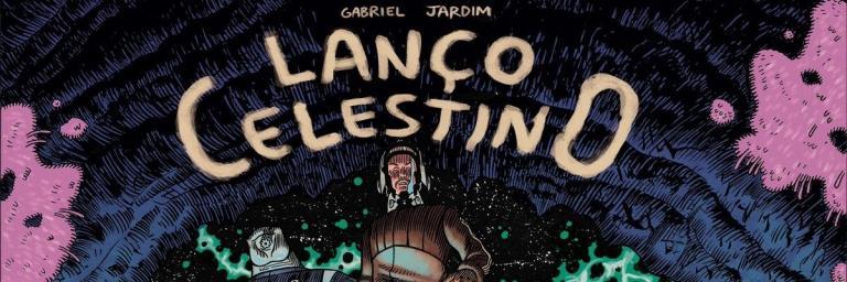 Lanço Celestino: novo projeto de Gabriel Jardim busca apoiadores no Catarse