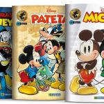 Quadrinhos Disney chegam com revistas número zero e histórias nota 10