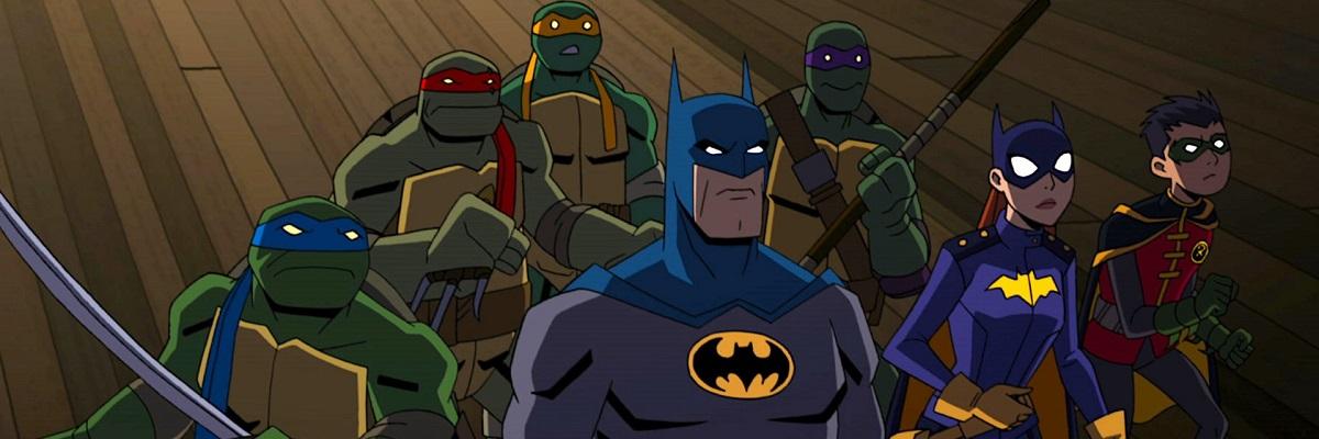 Assista ao trailer de Batman vs. As Tartarugas Ninja
