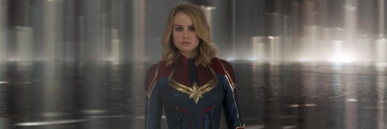 GloboNews: matéria sobre Capitã Marvel tem participação do Boletim Nerd