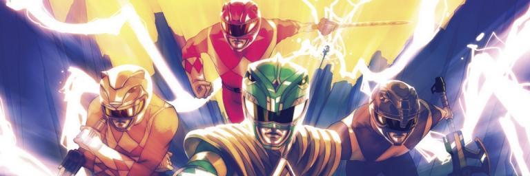 Ranger Verde – Ano Um: HQ dá maturidade ao universo dos Power Rangers