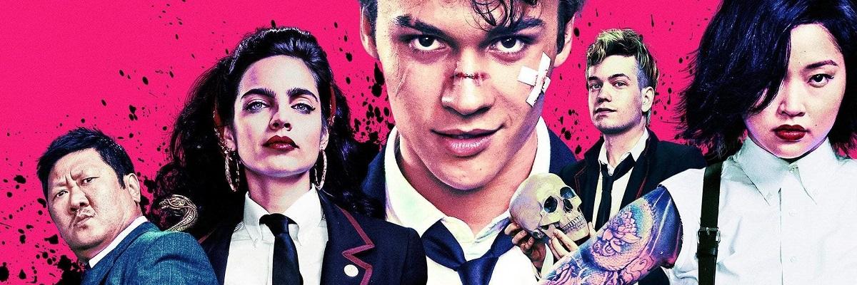 Deadly Class: série dirigida pelos Irmãos Russo chega ao Globoplay