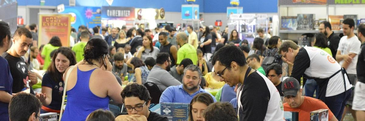 Diversão Offline 2019: SP recebe 6ª edição de evento de jogos de tabuleiro