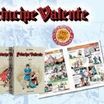 Planeta DeAgostini lança coleção de Príncipe Valente