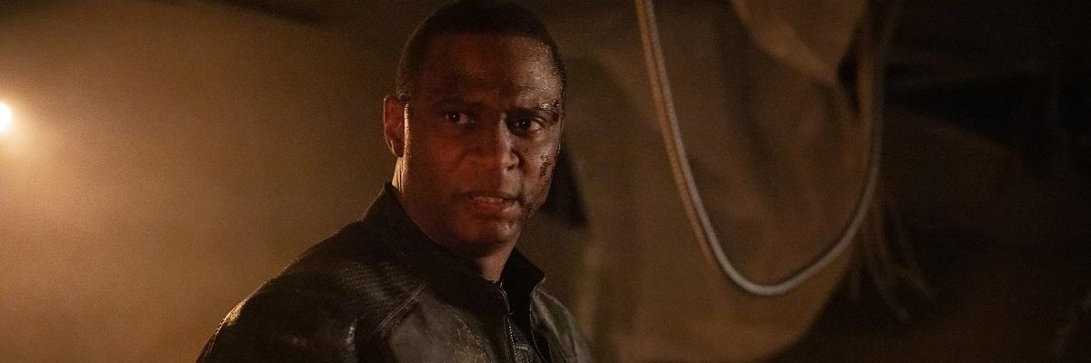 Arrow: Boletim Nerd comenta história de John Diggle no Domingo Heroico