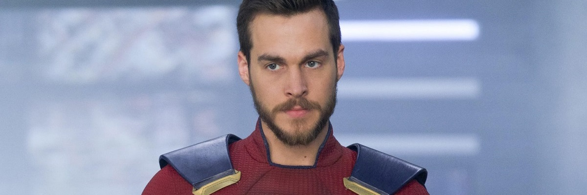 Domingo Heroico: Boletim Nerd fala sobre Mon-El em Supergirl