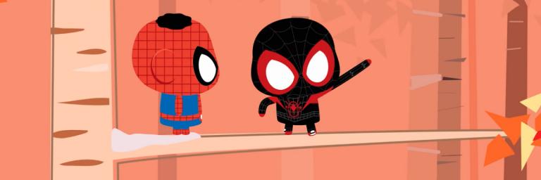 Mônica Toy tem episódio inspirado em Homem-Aranha: No Aranhaverso