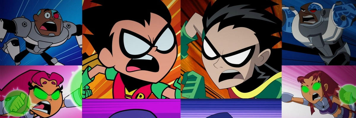 DC lança trailer de Teen Titans Go! vs. Teen Titans