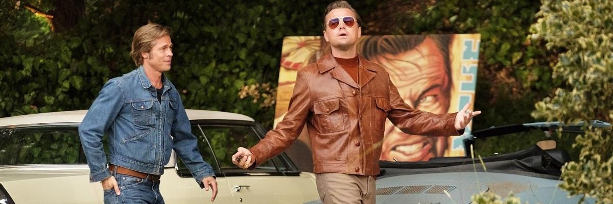 """Tarantino tira sarro da sétima arte em """"Era Uma Vez em… Hollywood"""""""