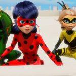 Ladybug faz sucesso com crianças e renova público de super-heróis