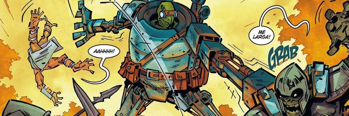 Turma da Mata – Muralha é RPG steampunk e ecológico