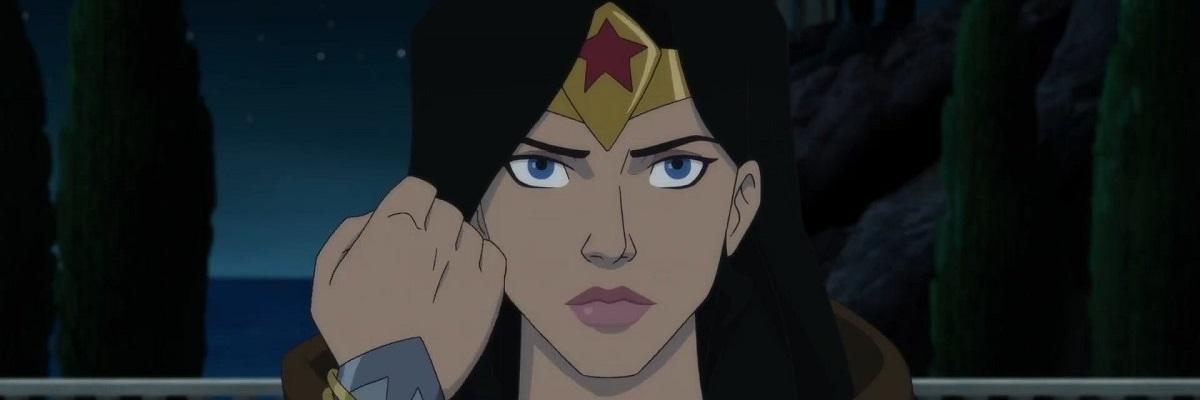 Assista ao trailer de Wonder Woman: Bloodlines