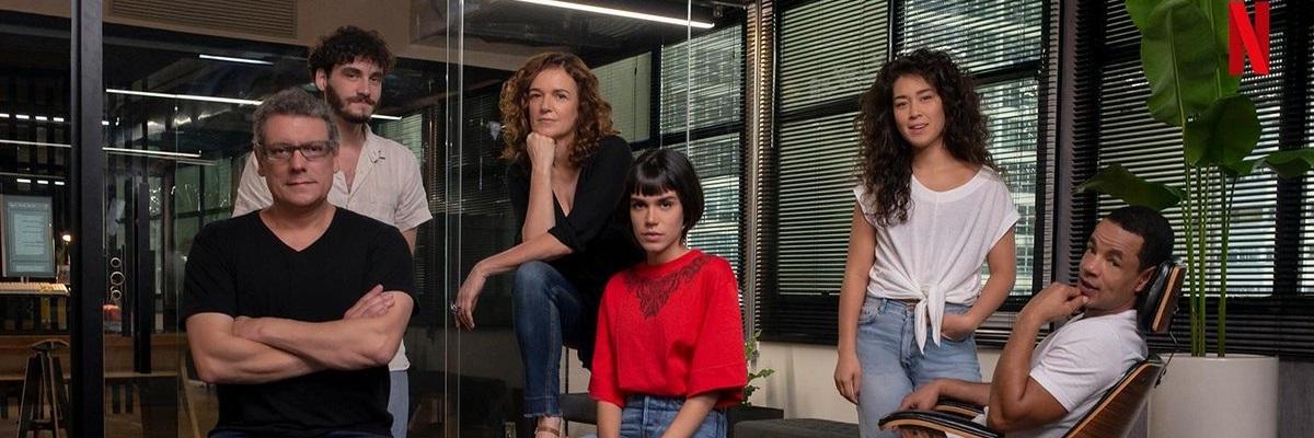 Onisciente: série futurista estreia na Netflix em 2020