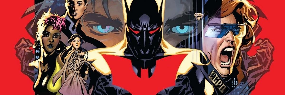 Batman do Futuro: HQ segue legado da série animada