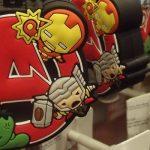 Marvel inspira nova linha de produtos da Miniso