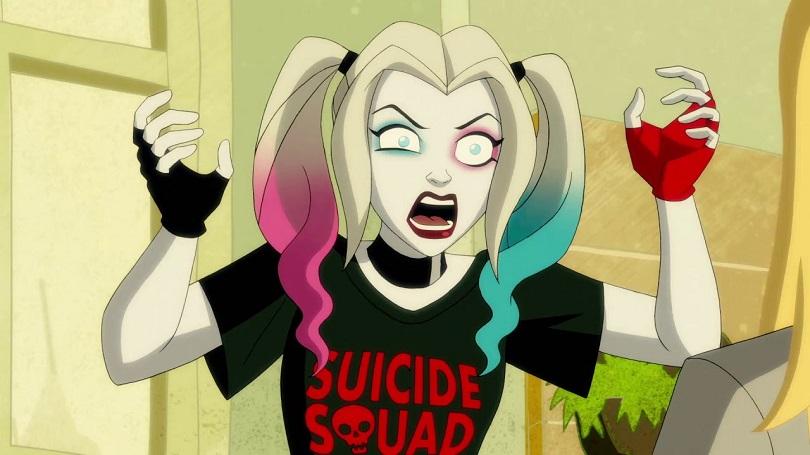 Resultado de imagem para Série animada da Arlequina ganha data de estreia no DC Universe