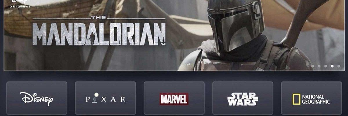 Disney+: streaming chega com blockbusters e originais
