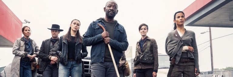 5ª temporada: Fear the Walking Dead ressalta importância da solidariedade