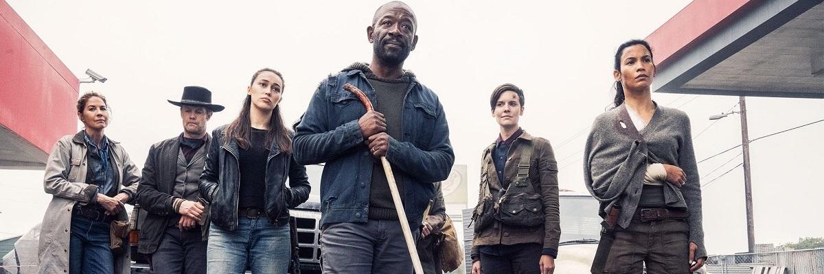 5ª temporada: Fear the Walking Dead ressalta importância da solidariedade