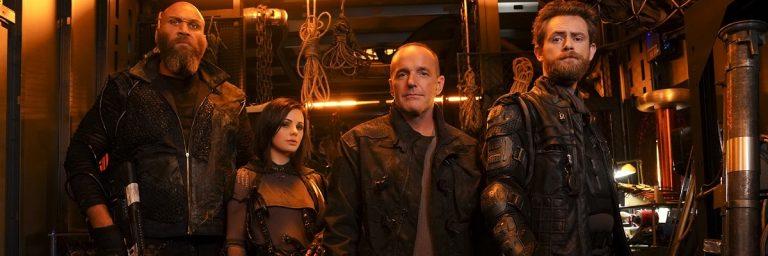 6ª temporada: Agents of S.H.I.E.L.D. viaja no tempo, espaço e longe do MCU