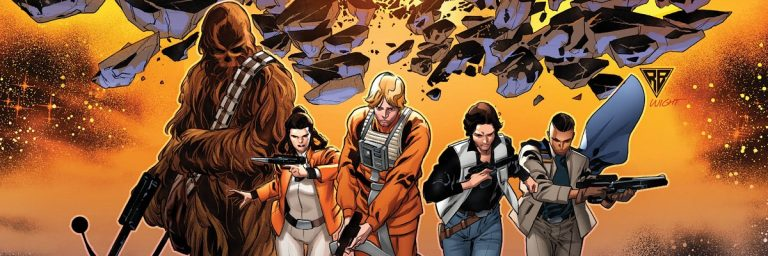 Star Wars: artista brasileiro RB Silva ilustra capa comemorativa de HQ