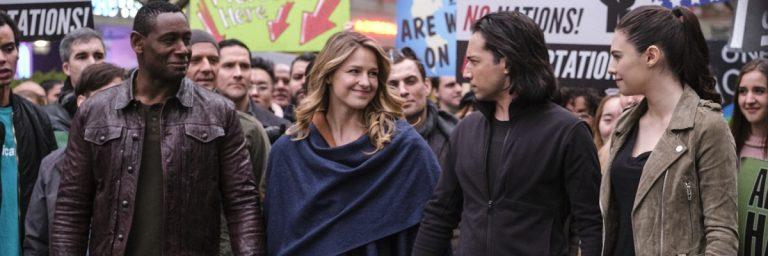 Supergirl: na 4ª temporada, heroína encara ódio, preconceito e Lex Luthor