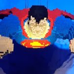 Exposição The Art of the Brick: DC Super Heroes termina em São Paulo