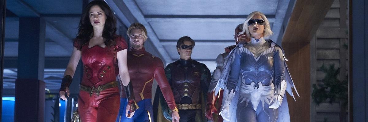 Titans: explosiva, 2ª temporada se inspira em Contrato de Judas