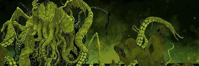 Terror em cores: O Despertar de Cthulhu, Rei Amarelo e os Demônios da Goetia