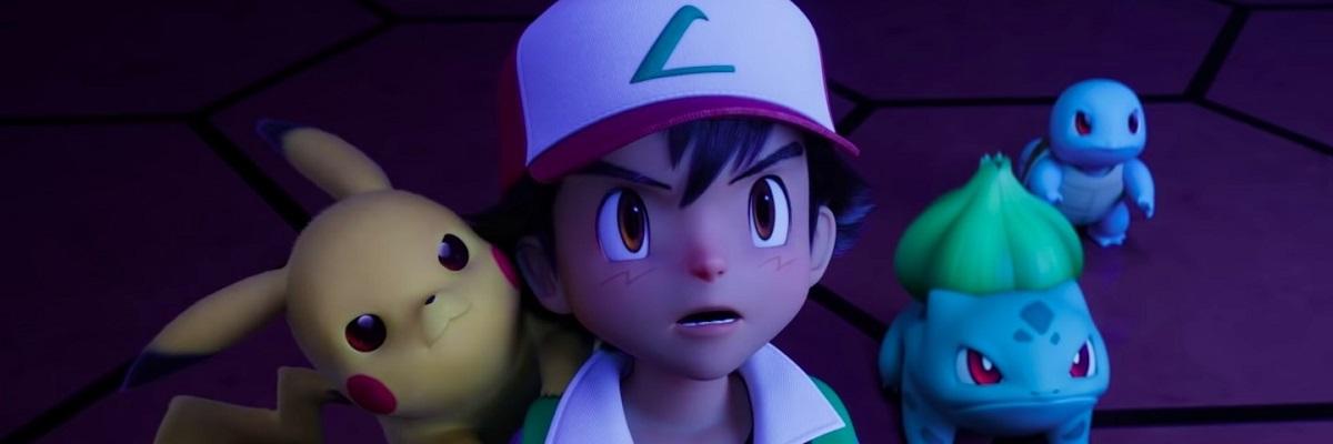 Pokémon, o Filme: Mewtwo Contra-ataca – Evolução estreia na Netflix