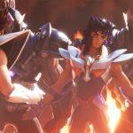 Saint Seiya: Os Cavaleiros do Zodíaco da Netflix atualiza defensores de Athena