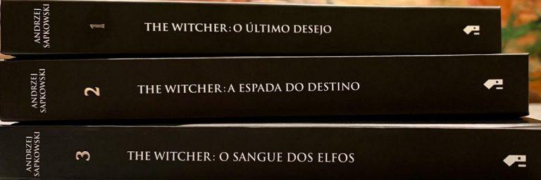 The Witcher ganha novas edições em capa dura