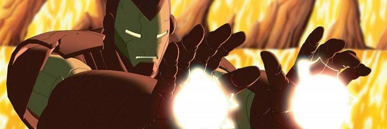O Invencível Homem de Ferro: animação foi aposta antes do live-action
