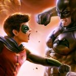 Batman vs. Robin explora relacionamento de Bruce e Damian