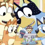 Série animada Bluey estreia no Disney Junior