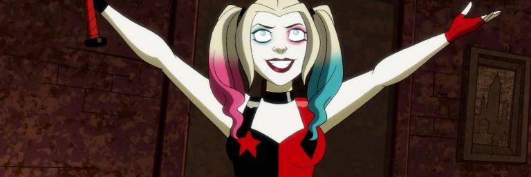 Harley Quinn: na 1ª temporada, Arlequina conquista independência