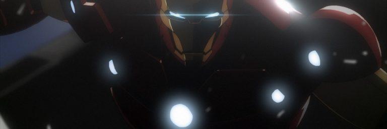 Homem de Ferro: A Batalha Contra Ezekiel Stane é anime maduro e sombrio