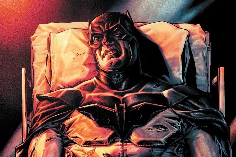 Imagem de Batman: Amaldiçoado, publicado pela Editora Panini