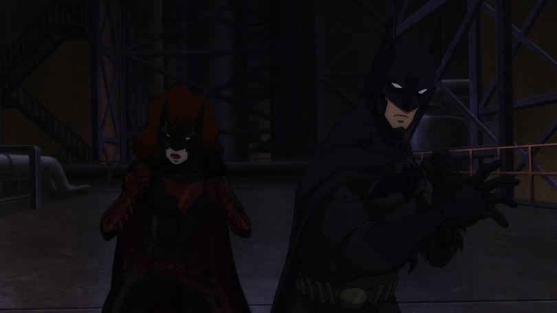 Batwoman luta ao lado de Batman em Sangue Ruim
