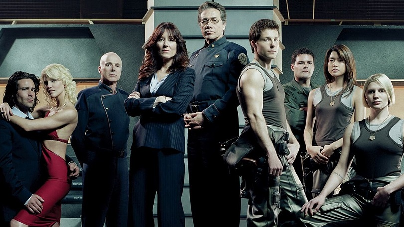 Elenco completo do remake de Battlestar Galactica