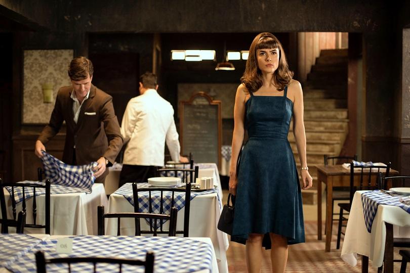 Maria Casadevall em cena da segunda temporada de Coisa Mais Linda