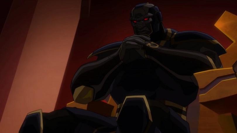 Justice League Dark: Apokolips War encerra universo com banho de ...