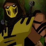 Focada em Scorpion, Mortal Kombat Legends humaniza ninja amarelo