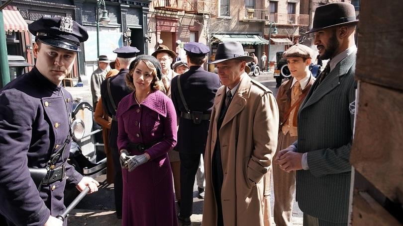 Daisy Johnson, Phil Coulson, Deke Shaw e Alphonso Mack em Agents of S.H.I.E.L.D.