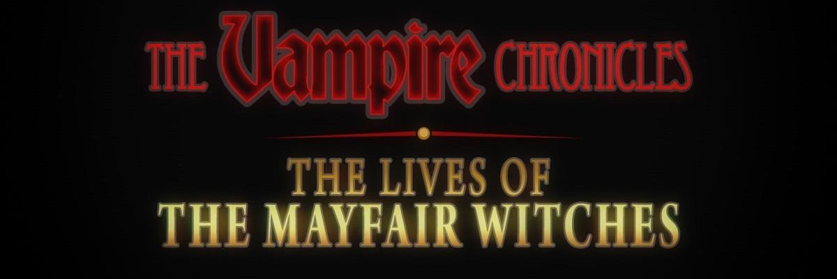 Canal AMC adquire os direitos da obra de Anne Rice