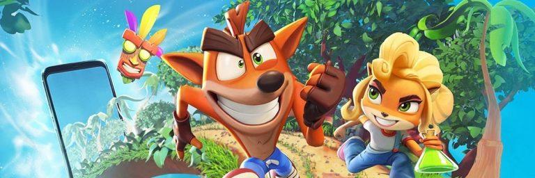 Crash Bandicoot: On the Run! é anunciado para celular
