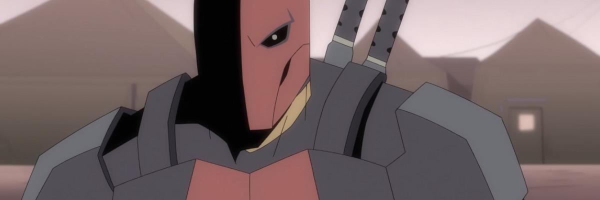 Deathstroke: Knights & Dragons tem trailer divulgado
