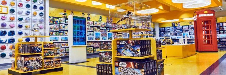 Loja LEGO é inaugurada no Morumbi Shopping