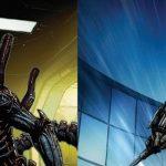 Marvel anuncia publicação de HQs do Alien e Predador